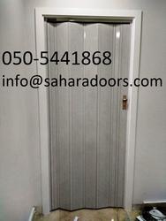 ACCORDION DOORS UAE from SAHARA DOORS & METALS LLC