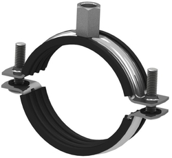 Rubber Lined Split Clamp Supplier from ONTIDES INTERNATIONAL FZC