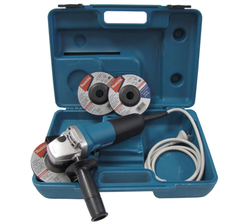 Makita 840W Angle Grinder, 115mm + Accessories from AL FUTTAIM ACE