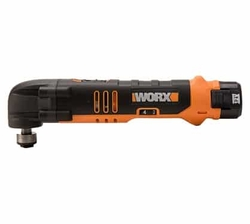 Worx Sonicrafter™ 12V Lithium-ion Universal Oscillating Multi-tool from AL FUTTAIM ACE