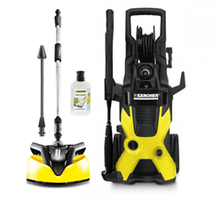 Bundle Pack: Karcher High Pressure Washer K5 Premium Home + T250 145B Patio Cleaner from AL FUTTAIM ACE