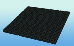 Anti Vibration Pad supplier from ONTIDES INTERNATIONAL FZC