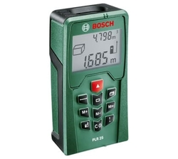 Bosch Digital Laser Measurer (Green, 25m) from AL FUTTAIM ACE