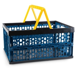 Homeworks Folding Crate with Handle (47.5x35cm) from AL FUTTAIM ACE