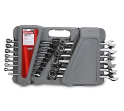 Craftsman 45025 Metric Combination Wrench Set (Alloy Steel, 24 pc) from AL FUTTAIM ACE