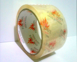 Crystal Clear Tape manufacture in uae from AIPL TAPES INDUSTRY LLC
