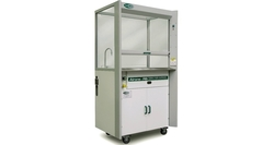 Mobile Fume Hood from KREND MEDICAL EQUIPMENT TRADING LLC