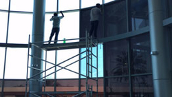 GLASS STICKERS IN UAE from WHITE METAL CONTRACTING LLC