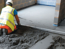 RMC Cementitious Screed + Raised Flooring+Concrete Floors from SMART KONNECT GENERAL TRADING LLC-FLEXSTONE