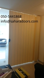 FOLDING DOORS IN SHARJAH from SAHARA DOORS & METALS LLC
