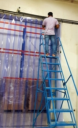 PVC Transparent Sheet Supplier in UAE from WESUPPLY GENERAL TRADING FZC