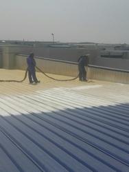 FOAM WATERPROOFING UAE  from WHITE METAL CONTRACTING LLC