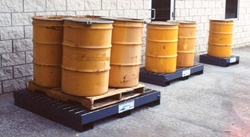 CONTAINMENT DRUM PALLETS SUPPLIER IN UAE from ADEX PHIJU@ADEXUAE.COM/ SALES@ADEXUAE.COM/0558763747/0564083305