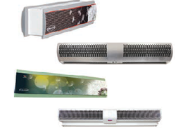OLEFINI AIR CURTAINS IN QATAR from RAPID COOL TRADING CO. LLC
