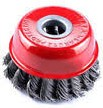 Cup Wire Brush with Hole Dubai UAE from AL MANN TRADING (LLC)