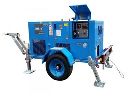 Winch Machine supplier in Abu Dhabi from ONTIDES INTERNATIONAL FZC