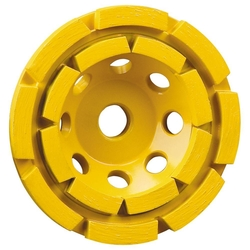 Double Line Cup Wheel Dubai UAE from AL MANN TRADING (LLC)