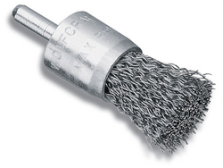 Otto End Wire Brush from AL MANN TRADING (LLC)