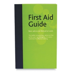 First Aid Guide from ARASCA MEDICAL EQUIPMENT TRADING LLC