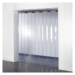 PVC STRIP CURTAIN IN UAE from DESERT ROOFING & FLOORING CO L L C (DOORS DIVISION)