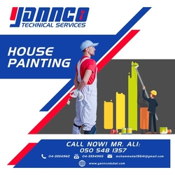 Painting services in jumeriah village from PM MOVERS AND PACKAGING L.L.C.