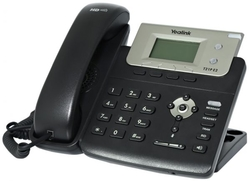 Yealink T21 2 Line SIP IP Phone from AVENSIA GENERAL TRADING LLC