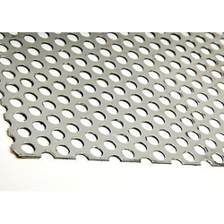 Aluminium Perforated Sheet from HITANSHI METAL
