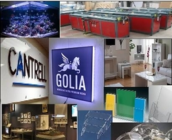 ACRYLIC PRODUCTS MANUFACTURERS & SUPPLIERS from FABRICON INTERNATIONAL