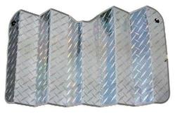 Silver sunshade from MANAFITH AL KHALEEJ GEN TRD. LLC