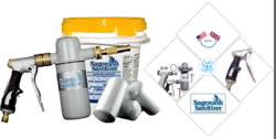 Sagewash Cleaning Products UAE from ADVANCED CLEANING EQUIPMENT CO.