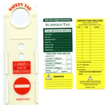 Scaffolding Tag Supplier Dubai UAE from AL MANN TRADING (LLC)