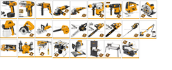 POWER TOOL suppliers in Qatar from AERODYNAMIC TRADING CONTRACTING & SERVICES , QATAR / TELE : 33190803 / SARATH@AERODYNAMIC.QA