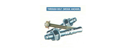 WEDGE ANCHOR suppliers in Qatar from RALEON TRADING WLL , QATAR / TELE : 30012880 / SAQIB@RALEON.ME