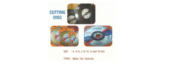 Cutting Disc suppliers in Qatar from AERODYNAMIC TRADING CONTRACTING & SERVICES , QATAR / TELE : 33190803 / SARATH@AERODYNAMIC.QA