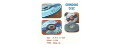 Grinding Disc suppliers in Qatar from AERODYNAMIC TRADING CONTRACTING & SERVICES , QATAR / TELE : 33190803 / SARATH@AERODYNAMIC.QA