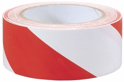 WHITE AND RED Warning Tape suppliers in Qatar