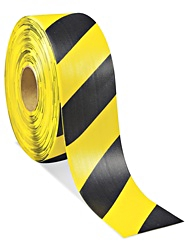YELLOW AND BLACK Warning Tape suppliers in Qatar from AERODYNAMIC TRADING CONTRACTING & SERVICES , QATAR / TELE : 33190803 / SARATH@AERODYNAMIC.QA