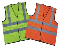 Safety Reflective Vest suppliers in Qatar from RALEON TRADING WLL , QATAR / TELE : 30012880 / SAQIB@RALEON.ME