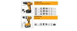 Cordless drill suppliers in qatar from NINE INTERNATIONAL WLL