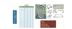 J BOLT suppliers in Qatar from NINE INTERNATIONAL WLL