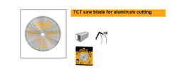 Aluminum cutting TCT saw blade suppliers in Qatar from MEP SOLUTION PROVIDER IN QATAR
