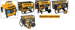 Gasoline generator suppliers in Qatar from NINE INTERNATIONAL WLL