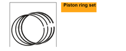 Piston ring set suppliers in Qatar from NINE INTERNATIONAL WLL