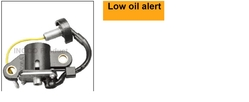 Low oil alert suppliers in Qatar from RALEON TRADING WLL , QATAR / TELE : 30012880 / SAQIB@RALEON.ME