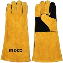 Welding Leather Gloves suppliers in Qatar from NINE INTERNATIONAL WLL