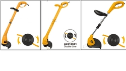 Grass trimmer suppliers in Qatar from NINE INTERNATIONAL WLL