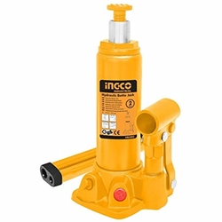 2 Ton Hydraulic bottle jack suppliers in Qatar from AERODYNAMIC TRADING CONTRACTING & SERVICES , QATAR / TELE : 33190803 / SARATH@AERODYNAMIC.QA