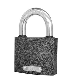 Iron padlock suppliers in Qatar from AERODYNAMIC TRADING CONTRACTING & SERVICES , QATAR / TELE : 33190803 / SARATH@AERODYNAMIC.QA