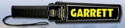 Garret Super Scanner V / Hand Held Metal ...