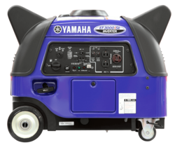 Yamaha EF3000iSE Portable Generator 2.8-3.0 Kva 220V/50Hz/1~ ((For sale only in Bahrain, Oman, Qatar and Saudi Arabia)) from AL MAHROOS TRADING EST